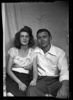 [Portrait of a Man and Woman]