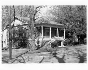 Primary view of object titled '[107 E. Kolstad - Gaught House]'.
