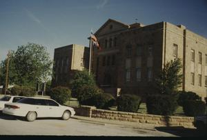 Primary view of object titled '[Palo Pinto County Courthouse]'.