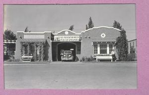 Primary view of object titled '[San Jacinto Fire Station]'.