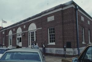 Primary view of object titled '[Nacogdoches Post Office]'.