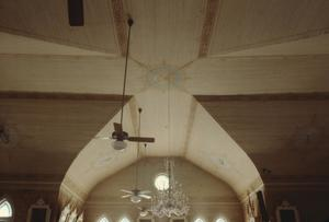 Primary view of object titled '[Ascension Church, (Interior)]'.