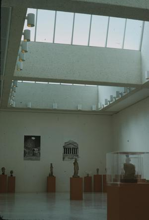 Primary view of object titled '[Art Museum of South Texas]'.