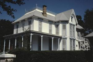 Primary view of object titled '[Clifton House/Star House, (East Elevation)]'.