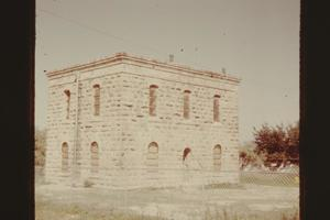 Primary view of object titled '[Palo Pinto County Jail]'.