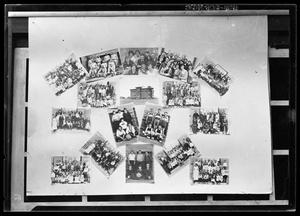 Primary view of object titled '[Class and School Sports Portraits]'.