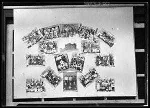 Primary view of object titled '[Photographs on Board]'.