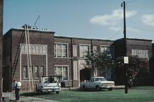 Primary view of object titled '[Crockett Elementary]'.