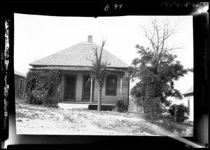 Primary view of object titled '[Photograph of a Home]'.