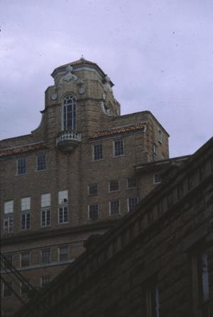 Primary view of object titled '[Baker Hotel]'.