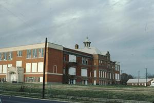 Primary view of object titled '[Sanger Ave. Elementary School]'.
