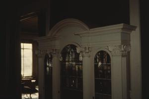 Primary view of object titled '[Cooper House, (parlor)]'.