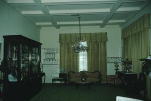 Primary view of [Beaumont Woman's Club, (foyer)]