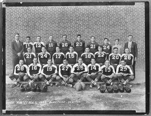 [Hereford High School Football Team]