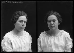 [Portraits of Woman]