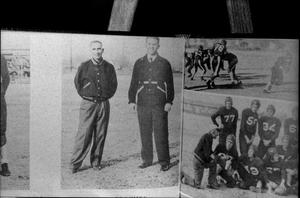 Primary view of object titled '[Hereford High School Football Coaches]'.
