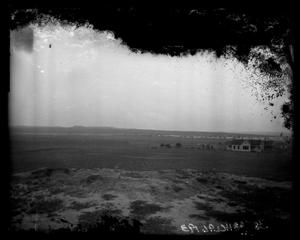 Primary view of object titled '[Farm House and Landscape]'.