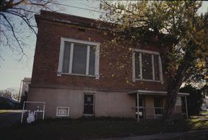 Primary view of [Sherman Public Library, (North Side)]