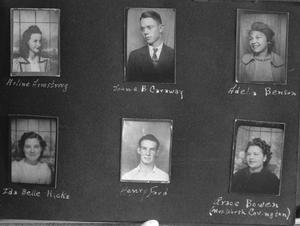 [Hereford High School Junior Class, 1938]
