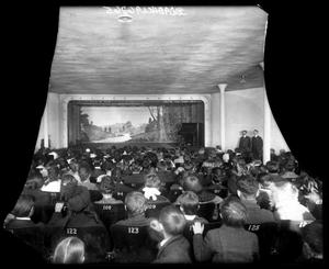 Primary view of object titled '[Inside of Auditorium]'.
