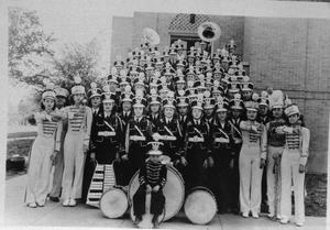 Primary view of object titled '[Hereford High School Marching Band]'.