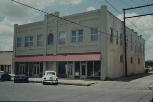 Primary view of object titled '[Commercial Hotel]'.