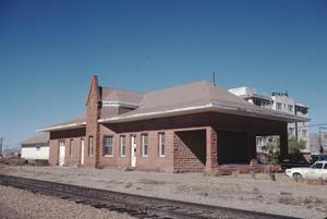 Primary view of object titled '[T&P Depot]'.
