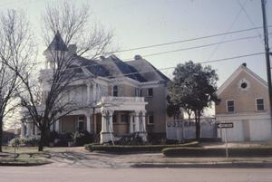 Primary view of object titled '[Cooper House, (Exterior)]'.