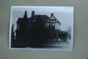 Primary view of object titled '[Hodges-Hardy Chambers House]'.