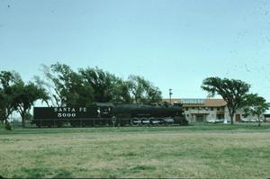 Primary view of object titled '[Santa Fe Depot]'.