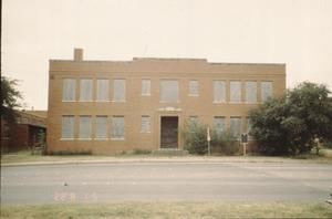 Primary view of object titled '[Guinn School]'.