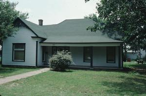 Primary view of object titled '[1st S.B Street House]'.
