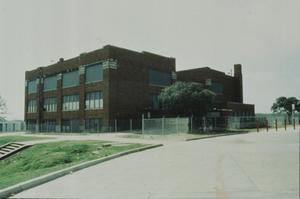 Primary view of object titled '[North Fort Worth High School]'.