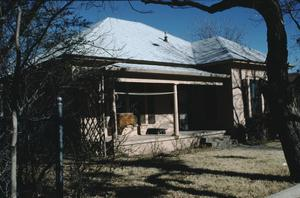 Primary view of object titled '[Historic Property, Photograph 3208-03]'.