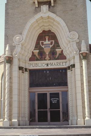 Primary view of object titled '[Public Market - Fort Worth]'.