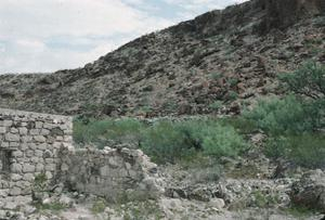 Primary view of object titled '[Rock House]'.