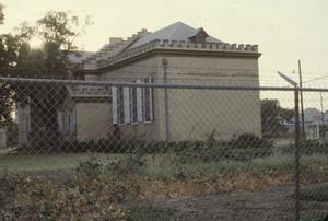 Primary view of object titled '[Hill County Jail]'.