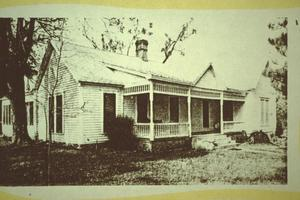 Primary view of object titled '[Botts-Fowler House]'.