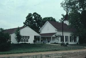 Primary view of object titled '[Coldspring Methodist Church]'.