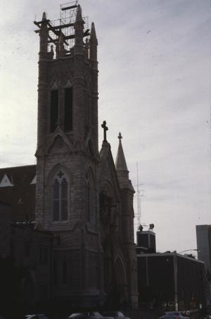 Primary view of object titled '[St. Mary's Cathedral]'.