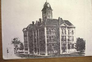 Primary view of [Wharton County Courthouse]