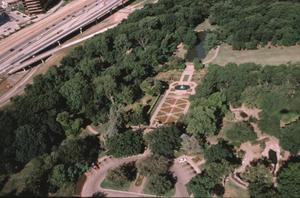 Primary view of object titled '[Fort Worth Botanical Gardens]'.