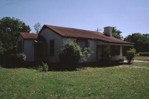 Primary view of object titled '[Dr. B. E. Connor's House]'.
