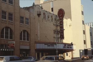 Primary view of object titled '[Paramount Theater]'.