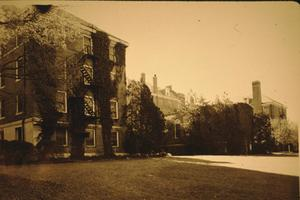 Primary view of object titled '[Scottish Rite Dorm]'.