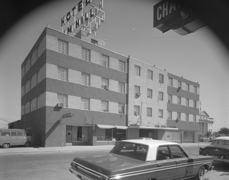 Jim Hill Hotel The Portal To Texas History