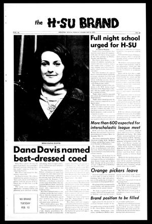 The H-SU Brand (Abilene, Tex.), Vol. 58, No. 29, Ed. 1, Friday, February 9, 1973