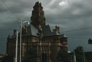 [Ellis County Courthouse, (SW Oblique)]