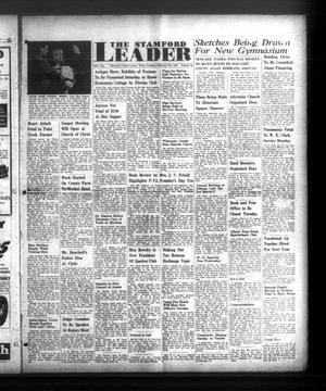 Primary view of object titled 'The Stamford Leader (Stamford, Tex.), Vol. 49, No. 24, Ed. 1 Tuesday, February 22, 1949'.