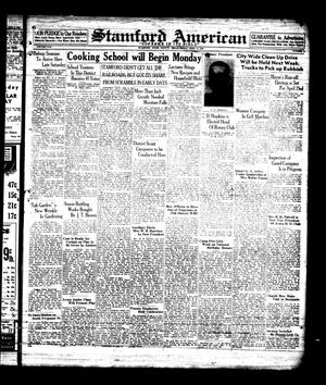 Primary view of object titled 'Stamford American (Stamford, Tex.), Vol. 17, No. 3, Ed. 1 Friday, April 12, 1940'.
